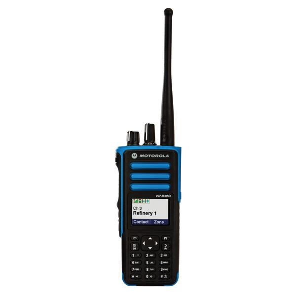 Rádio Portátil Digital Motorola DGP8550 EX ATEX