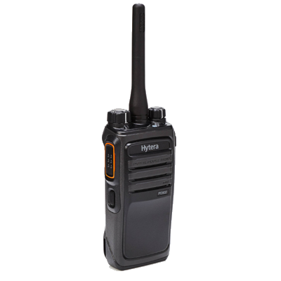 Rádio Digital Portátil Hytera PD506