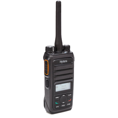 Rádio Digital Portátil Hytera PD566