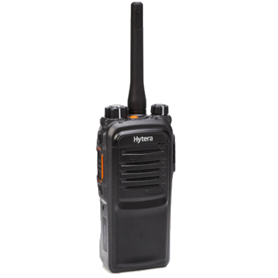 Rádio Digital Portátil Hytera PD706