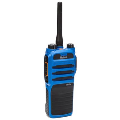 Rádio Digital Hytera Atex PD716Ex