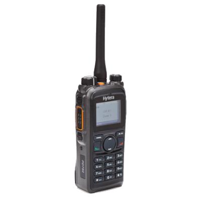 Rádio Digital Portátil Hytera PD786