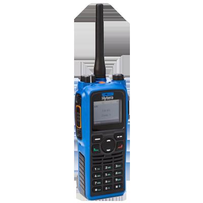 Rádio Portátil Intrinsecamente Seguro Hytera PD796 Ex