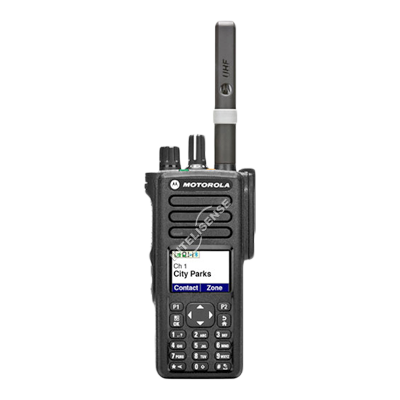 Rádio Motorola Digital DGP5550 com GPS