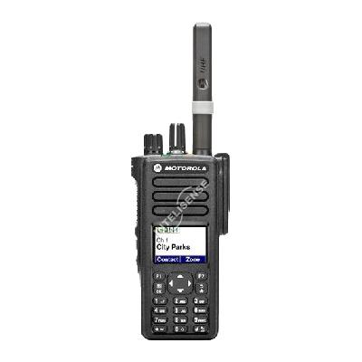 Rádio Portátil Motorola DGP8550 Digital