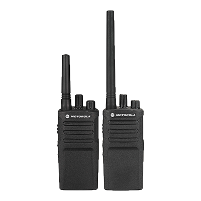 Rádio Motorola RVA50 Analógico