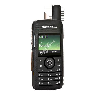 Rádio Digital Portátil Motorola Compacto SL8550 Mototrbo