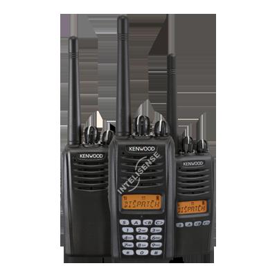 Rádio Portátil Troncalizado Digital NX220 e NX320